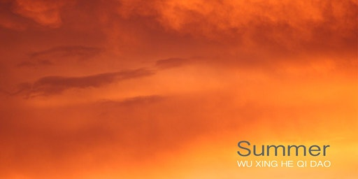 Five Element Summer Mind and Body Unity Mindfulness Wu Xing He Qi Dao
