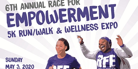 Join Q's Team & Register for GCADV's 5th Annual Run/Walk  for Empowerment tickets