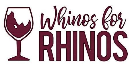 Whinos for Rhinos biglietti