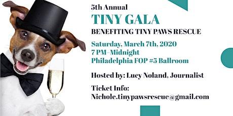5th Annual TINY GALA tickets