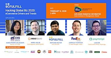 Hacking Global Biz 2020: e-Commerce Drivers & Trends - AIM, Makati