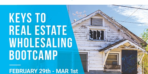 Keys to Real Estate Wholesaling