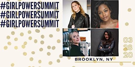 Girl Power Film + Media Summit 2020 tickets