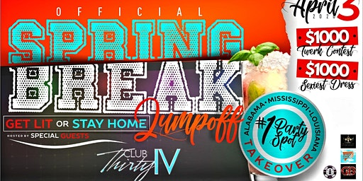 Spring Break JumpOff