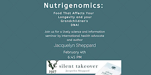 Nutrigenomics - Real Food for Thought