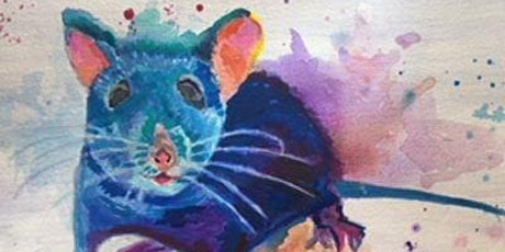 Year of the Rat  : Sip and Paint tickets