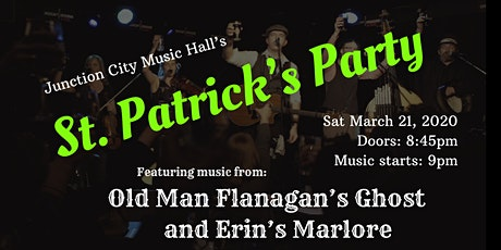 Junction City Music Hall's Paddy's Party tickets