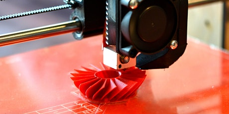 Learning Library: 3D Printing Induction tickets