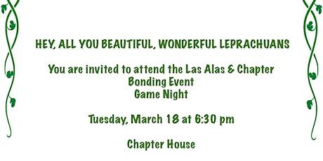 LAS ALAS & ALA CHAPTER BONDING EVENT tickets