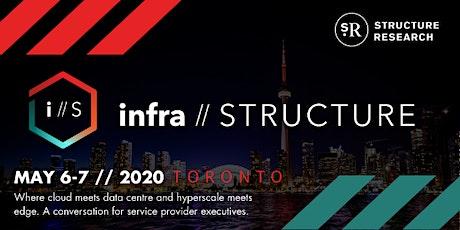infra // STRUCTURE Summit 2020 tickets