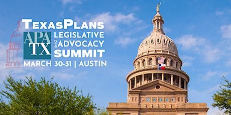 TexasPlans Legislative and Advocacy Summit tickets