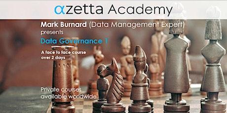 Data Governance 1 - Frankfurt Tickets