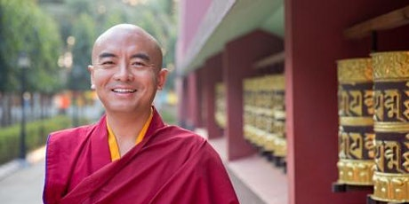 In Love with the World:A Monk's Journey through the Bardos of Living and Dying with Yongey Mingyur Rinpoche tickets