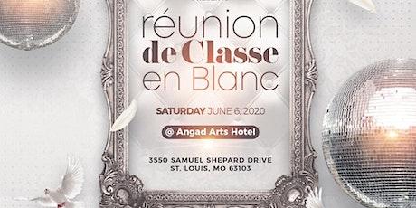 Réunion de Classe en Blanc tickets