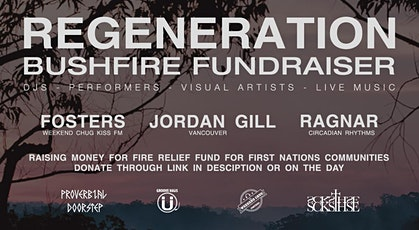 Regeneration: Bushfire Fundraiser tickets