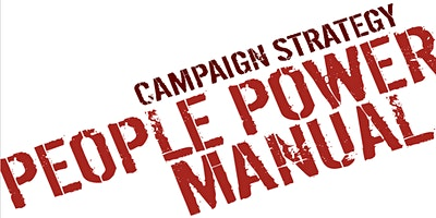 Campaign strategy for community organisers | 4 & 5 April, Brisbane