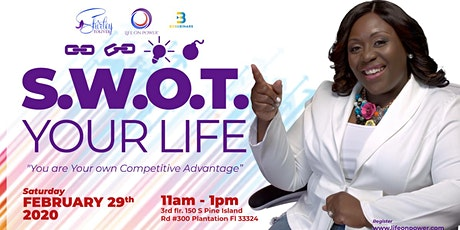 SWOT Your Life Webinar tickets
