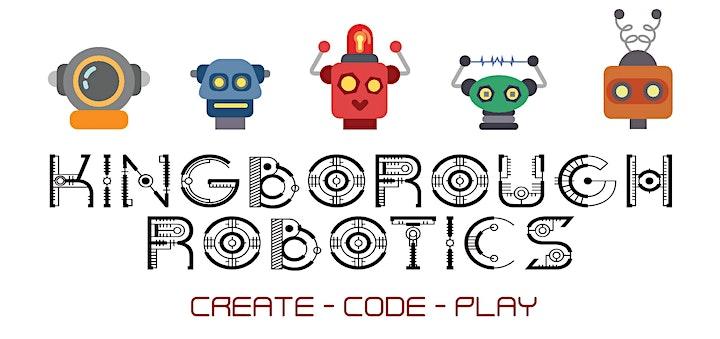 Swift Coding Intro with Kingborough Robotics @ Kingston Library. Ages 8-12 image