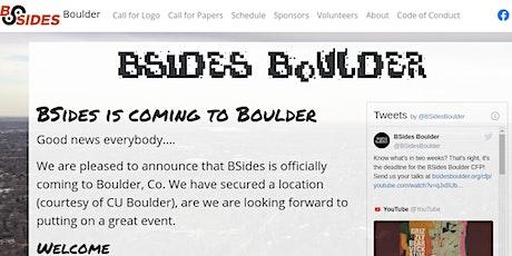 BSidesBoulder 2020 tickets