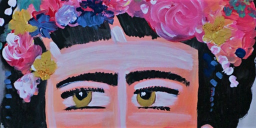 Brush 'n' Beers™ Paint Frida for Women's Day