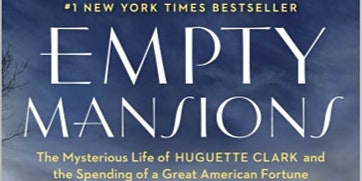 An Evening with Bill Dedman, Pulitzer Prize-Winning Author of Empty Mansion