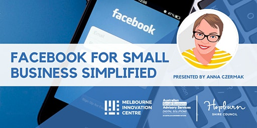Facebook for Small Business Simplified - Hepburn