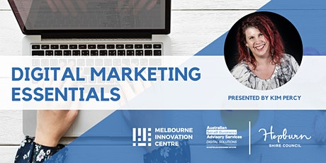 Digital Marketing Essentials - Hepburn tickets