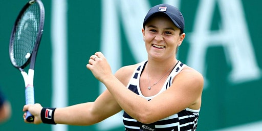 Australian Open Womens Final 6pm  Food - Drinks Packages BARTY PARTY ??