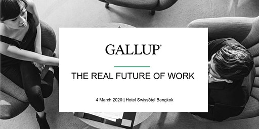"Gallup ""The Future of Work 2020"""