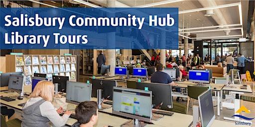 Salisbury Community Hub Tours