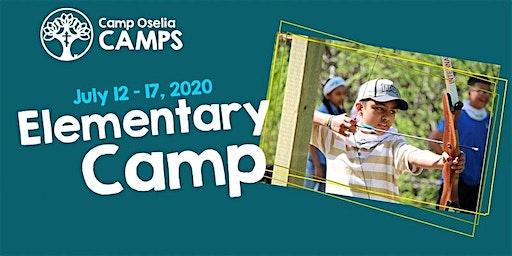 Elementary Camp