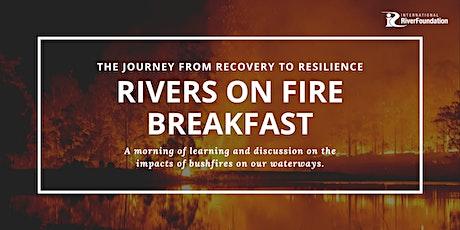 Rivers on Fire Breakfast tickets