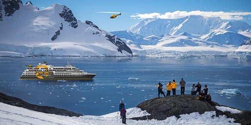 An insight to Polar Travel with Quark Expeditions