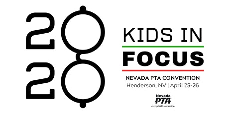 2020 Nevada PTA Convention tickets