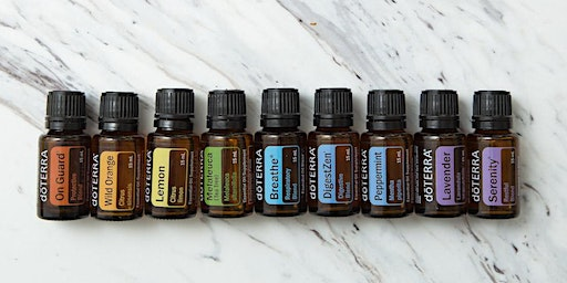 Holistic Healing with Essential Oils