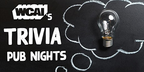WCAI Trivia Pub Nights: The Black Whale in New Bedford tickets