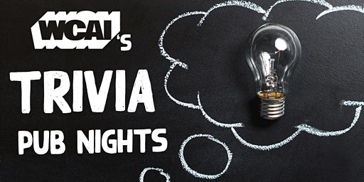WCAI Trivia Pub Nights: The Black Whale in New Bedford