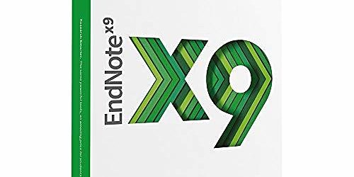 EndNote X9 Training Session for HDR Students