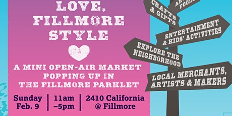 Love, Fillmore Style presented by Sunset Mercantile tickets
