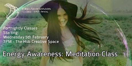 Energy Awareness: Meditation Class tickets