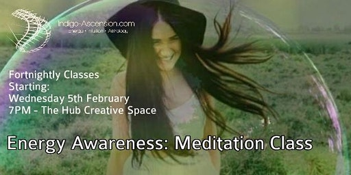 Energy Awareness: Meditation Class