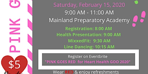 GOO Pink Goes Red 2020