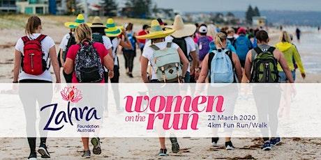 Zahra Foundation  Women on the Run tickets