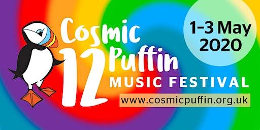 Cosmic Puffin 12