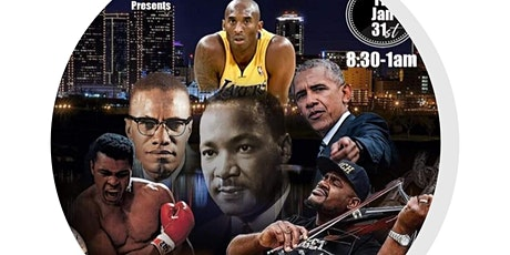 MLK COMMEMORATION (Pre Black History Month): Concert by Richmond Punch tickets