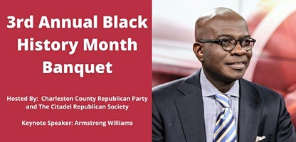 Charleston County Republican Party 3rd Annual Black History Celebration