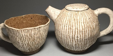 Makers Workshop | Handmade Cup & Teapot with Creina Moore tickets