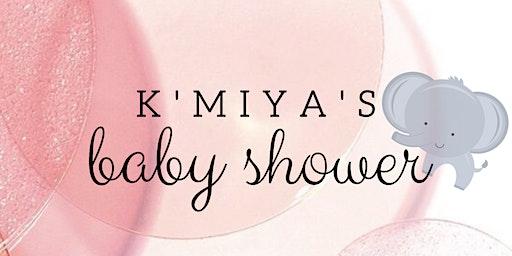 K'miya's Baby Shower