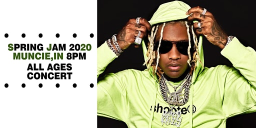 Spring Jam 2020: LIL DURK Live In Concert! Friday 3/27 @ White River Plaza.