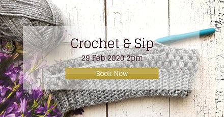 Crochet & Sip! tickets